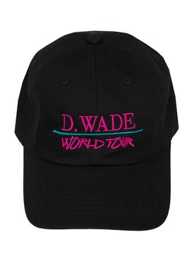 Bleacher Report - Br X Dwayne Wade World Tour Black Cap - Women
