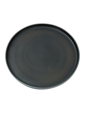 Plateau rond BLACK BLUE
