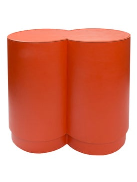 Stephane Parmentier - Binity Stool, Orange - Home