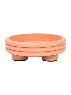 Low Scala Bowl, Peach ORANGE