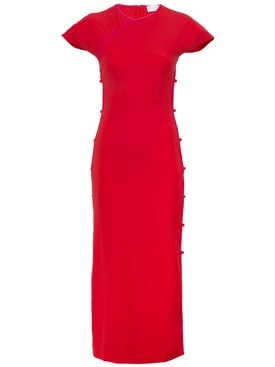 Marcia - Red Tchikiboum Wedding Dress - Women