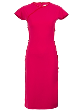 Fushia Tchikiboum Dress PINK