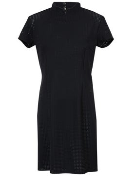 Marcia - Marcia Perforated Dress - Women