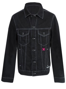 Off-white - Off-white X The Webster Exclusive Denim Jacket - Men