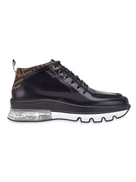 Fendi - Ff Motif Hybrid Lace-ups - Men