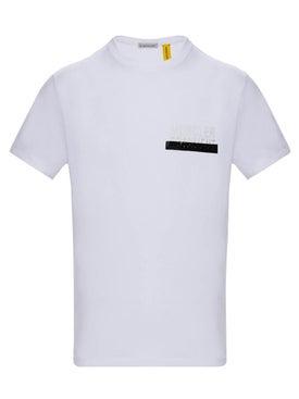 Moncler Genius - 7 Moncler Fragment Hiroshi Fujiwara T-shirt - Men