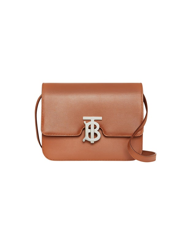 be03ec4fe6 Burberry - Small Leather Tb Bag - Women