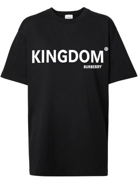 Burberry - Kingdom Print T-shirt - Women