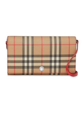 Burberry - Hannah Vintage Check Mini Bag - Women
