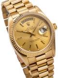 Rolex - Day Date 18k Yellow Gold - Men
