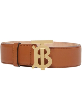 Monogram Motif Leather Belt