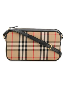 Burberry - Vintage Check Shoulder Bag - Women
