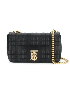 Burberry - Quilted Black Lola Bag - Women