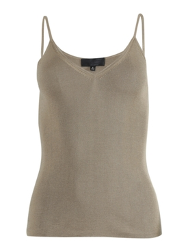 Beige Myrtle Cami Knit Top