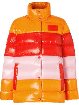 Burberry - Multicolored Padded Jacket - Women