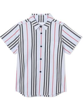 Kids icon stripe shirt