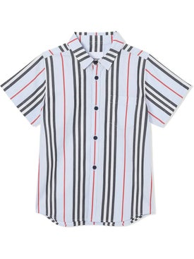 Burberry - Kids Icon Stripe Shirt - Kids