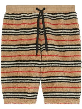 Burberry - Icon Stripe Shorts - Men