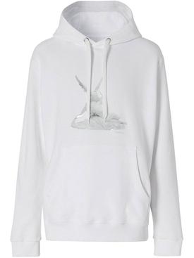 Cupid's kiss hoodie