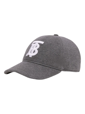 Grey Classic Logo Baseball Cap