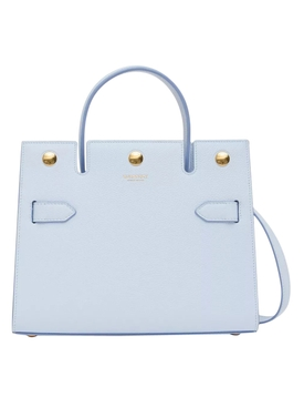 Light Blue Title Bag