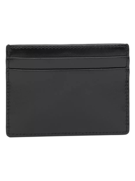 Icon stripe card holder