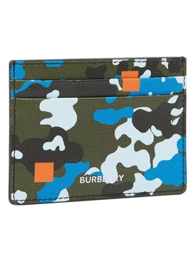 Camouflage card holder