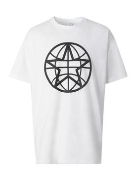 Globe star t-shirt