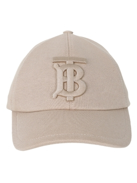 Cotton Tan Logo Baseball Cap