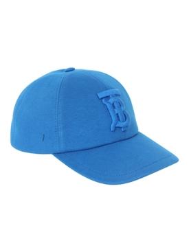 Blue TB jersey baseball cap