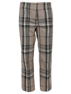 Check print Isabelle trousers