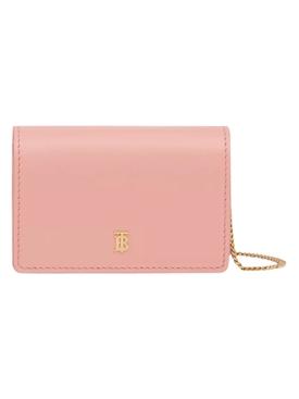 TB Crossbody Bag, Peony Pink