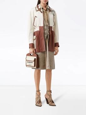 Mini Two-Tone pocket bag