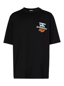 TB logo t-shirt Black