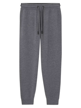 Charcoal grey sweatpants