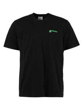 Reflective Logo T-shirt, Black