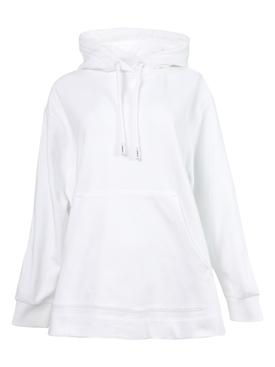 Oversized coordinates hoodie