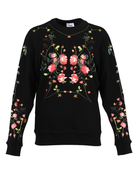 FAIRHALL FLOWERS PULLOVER SWEATER