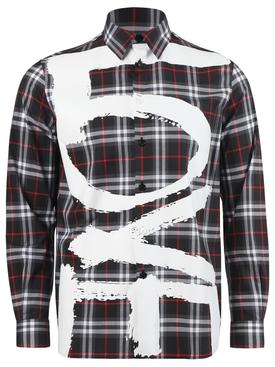 Love Button Down Shirt