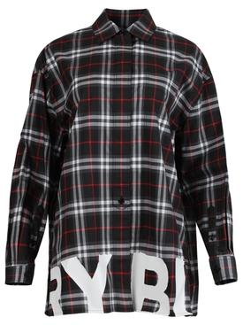Checkered Clarissa Shirt