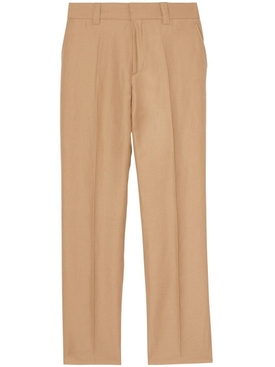 Honey beige tailored dover trousers