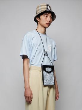 Micro Pocket Bag, Baby Blue
