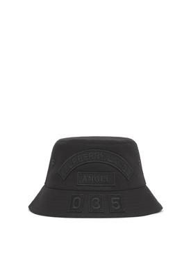 Multi Badges Bucket Hat