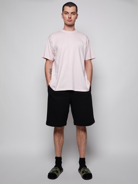 Limited London Logo T-shirt Pale Pink