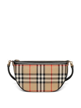 Vintage Check Olympia Pouch Archive Beige Archive Beige