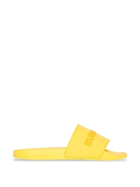 Furley Solid Slide Yellow