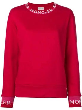 Moncler - Long Neckline Jumper - Women