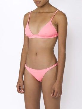 Solid & Striped - The Webster X Lane Crawford 'morgan' Bikini Bottom - Beachwear