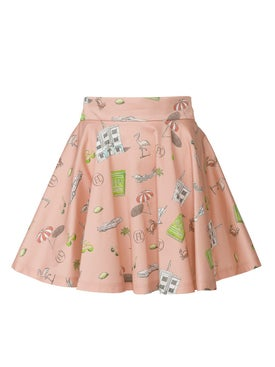 Olympia Le-tan - The Webster X Lane Crawford 'rosa' Skirt - Mini