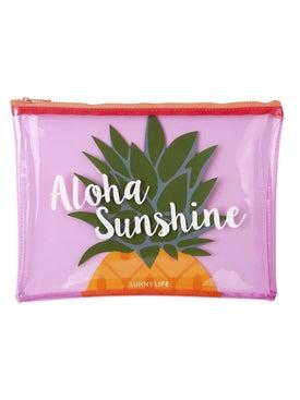 Sunnylife - Pineapple Beach Pouch - Women